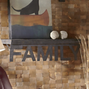 Family Wall Shelf