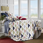 Jubilee Oversized Reversible Quilt and Sham