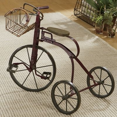 Old Fashioned Mini Tricycle