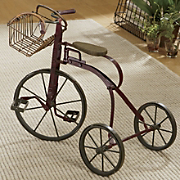 Old-Fashioned Mini Tricycle