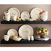 Inspirations Dinnerware and Accessories