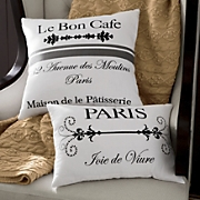 Tres Chic Pillows
