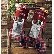 Pet Photo Stocking