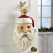 Extra large Santa Ornament