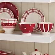 Set Of 4 Fun Tastic Jumbo Bowls