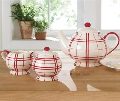 3 Piece Fun Tastic Teapot Set