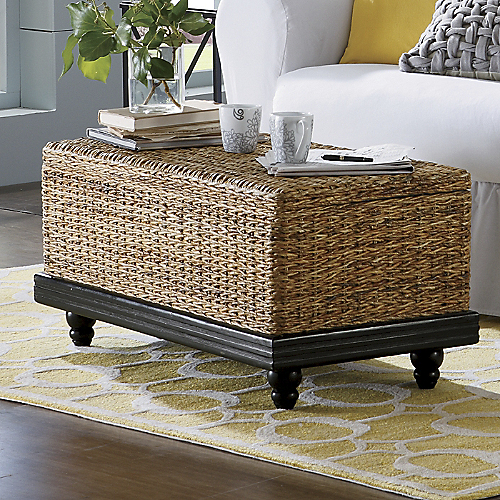 Furniture Living Room Furniture Coffee Table Seagrass Coffee Tables