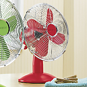 Cherry Cooler Tabletop Fan by Deco Breeze<sup class='mark'> &trade;</sup>