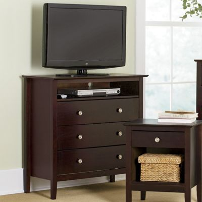 Andover 3 Drawer Tv Stand