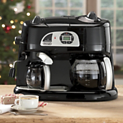 Combination Drip Coffee Espresso Cappuccino And Latte Machine By Delonghi