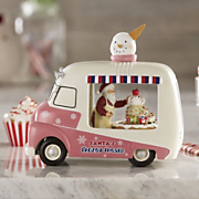 Musical Santas Frozen Treats Car