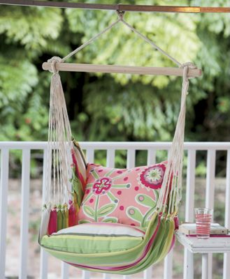 Citrus Grove Swing Chair