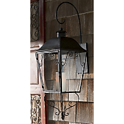 wall mount candle sconce