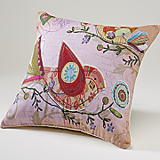 summer song toss pillow