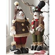 Set Of 2 Winter Fun Birds