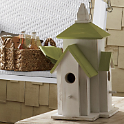 abbey grange birdhouse