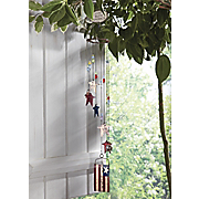 patriotic wind chime