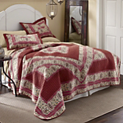 samsara oversized reversible quilt and sham