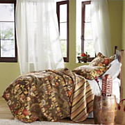 prescott oversized reversible quilt and sham