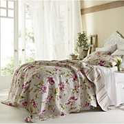 jillian oversized reversible quilt and sham