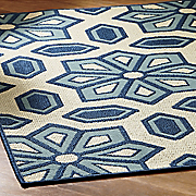 oversized star anywhere rug