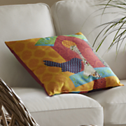 tweet dreams toss pillow