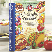 gbp weeknight dinners cookbk