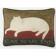 cat nap inn pillow