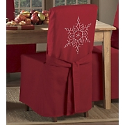 Snowflake Chair Slipcover