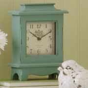 Maldives Table Clock