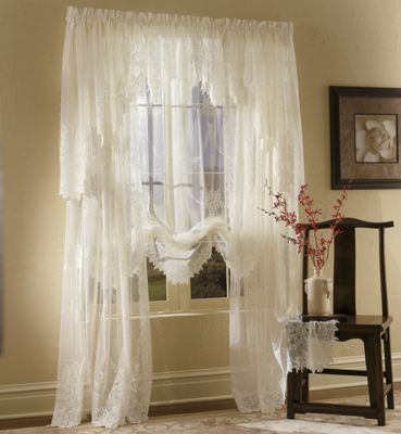Garland Lace Window Treatments