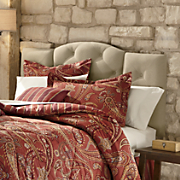 Headboard Linen and Bedrails