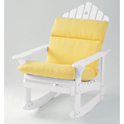 Pattern Perfect Adirondack Cushion