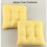 Pattern Perfect Chair Rocker Cushion