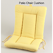 Pattern Perfect Patio Chair Cushion