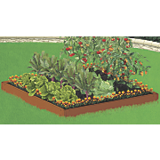 4-Panel Raised Garden Kit