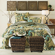 Kasbah Oversized Reversible Quilt And Sham