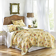 Quilt Butterfly Vine Oversized Cotton