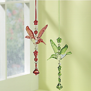 Hummingbirds Set Of 2