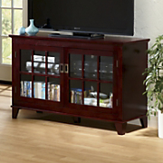 Tv Stand Glass Doors