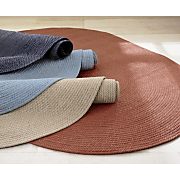 Malibu Reversible Braided Rug