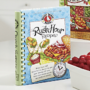 Gooseberry Patch Cookbook Rush Hour Receipes