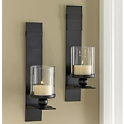 Candle Sconces Bolo Set Of 2