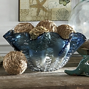 decorative shell dish