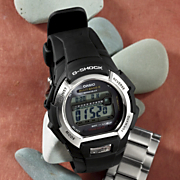 Mens G shock Round Solar Watch By Casio
