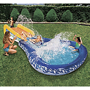 Wave Crasher Pool slide Set
