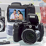 16 mp 21x optical zoom camera by hewlett packard