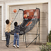 arcade 8 in 1 basketball for 2 players by triumph sports