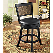 Allure Faux Marble Stool