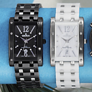 rectangle bracelet watch by croton
